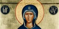 Образ Пресвятой Богородицы «Знамение». Возникновение иконописного типа «Оранта» и история иконы«Знамение»