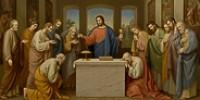 Песнопения Страстной Седмицы. Святой и ВеликийЧетверг