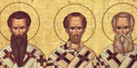 О соборе Вселенских учителей и святителей Василия Великого, Григория Богослова и Иоанна Златоустого святитель ДимитрийРостовский