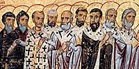 Неделя 7-ая по Пасхе. Память святых отцев Первого ВселенскогоСобора