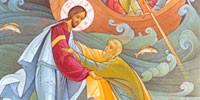 Неделя 9-ая по Пятидесятнице. Толкование на Евангелие о хождении поводам