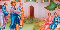 Неделя 7-ая по Пятидесятнице. Толкование на Евангелие об исцелении двухслепых