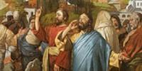 Неделя 14-ая по Пятидесятнице. Толкование на Евангельскую притчу о брачномпире