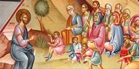 Неделя 20-ая по Пятидесятнице. Толкование на Евангелие о любви кврагам