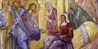 Неделя 25-ая по Пятидесятнице. Толкование Евангелия об исцелении кровоточивой и воскрешении дочериИаира