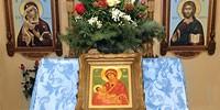 Престольный праздник в храме в честь иконы Пресвятой Богородицы «Млекопитательница». 2020 (+фото)