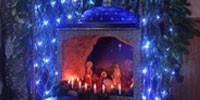 Рождество Христово в храме в честь иконы Пресвятой Богородицы «Млекопитательница». 2020год