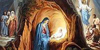 Ирмосы Рождества: история иперевод