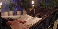 Великий канон cвятого Андрея Критского, читаемый в четверг пятой седмицы Великого поста спереводом
