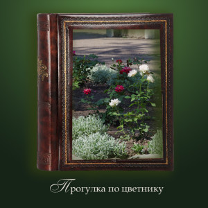 Фотоальбом Прогулка по цветнику1