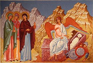 Жены-мироносицы-у-гроба-Господня